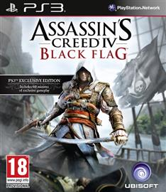 Assassin's Creed 4 Black Flag PS3