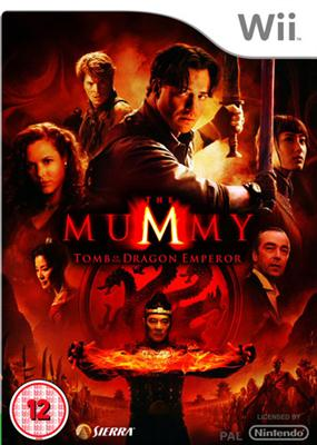 The Mummy: Tomb of the Dragon Emperor Wii - Magazin Jocuri Wii Actiune
