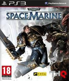 Warhammer 40,000 Space Marine PS3  - Magazin Jocuri PS3 First Person Shooter
