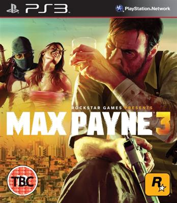 Max Payne 3 PS3  - Magazin Jocuri PS3 First Person Shooter
