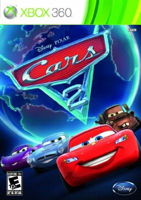 Cars 2 The Video Game Xbox 360 - 4games.ro Magazin Online Jocuri