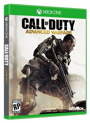 Call of Duty Advanced Warfare Xbox One - Magazin Jocuri Xbox One First Person Shooter
