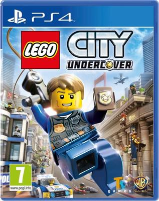 LEGO City Undercover PS4 - Magazin Jocuri PS4 Aventura