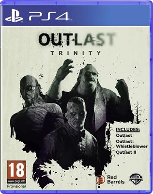 Outlast TRINITY PS4 - Magazin Jocuri PS4 Survival