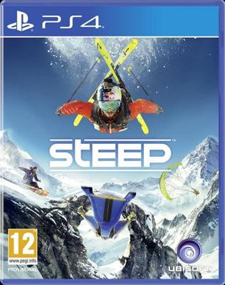 Steep PS4 - Magazin Jocuri PS4 Sport
