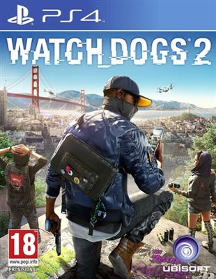 Watch Dogs 2 PS4 - Magazin Jocuri PS4 Actiune