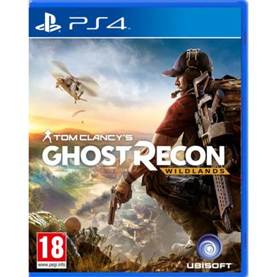 Tom Clancy's Ghost Recon Wildlands PS4 - Magazin Jocuri PS4 Actiune