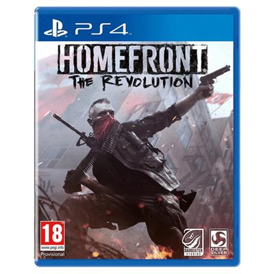 Joc Homefront The Revolution pentru PS4 - Magazin Jocuri PS4 First Person Shooter