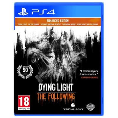 Joc Dying Light: The Following - Enhanced Edition pentru PS4 - Magazin Jocuri PS4 Survival