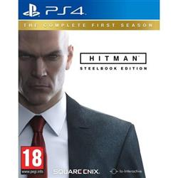 Joc Hitman The Complete First Season SteelBook Edition pentru PS4