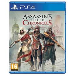 Joc Assassin's Creed Chronicles Trilogy pentru PS4